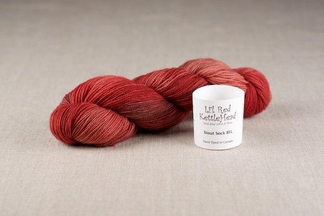 Stout Sock BFL - Badlands