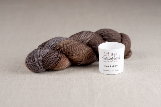 Stout Sock BFL - Mink